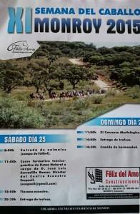 Curso de doma natural en Monroy @ Monroy | Extremadura | España