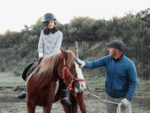 Curso de Equitación para niños. @ Centro Ecuestre Ecupasil