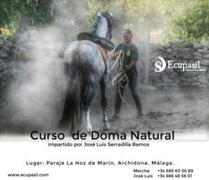 Curso de doma natural en Archidona @ Paraje Natural Hoz de Marín | Archidona | Andalucía | España