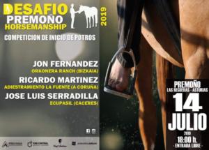 Desafío Premoño Horsemanship @ Las Regueras - Asturias
